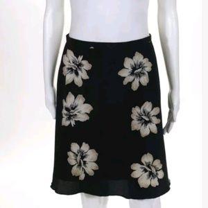 BARNEY'S CO-OP New York Midi Skirt NEW